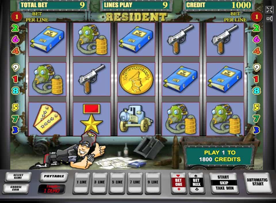 Игровой автомат resident 2 прохождение запретить игровые автоматы